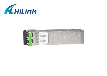 Hilink Data Centre Internet SFP + ماژول فرستنده گیرنده WDM 10G 1530nm ER 80Km