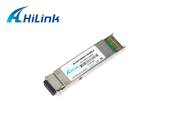 Hilink 10G DWDM C-Band Tunable XFP 50GHz 80km DOM Transceiver Module